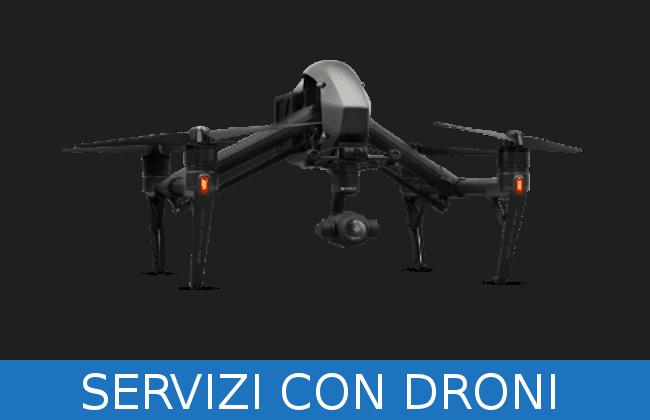 SERVIZI CON DRONI GENOVA