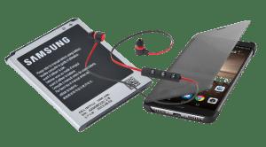Sostituzione batteria cellulare