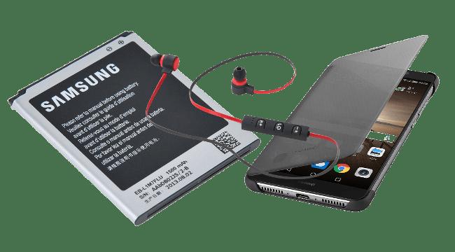 accessori e batterie per smartphone e tablet